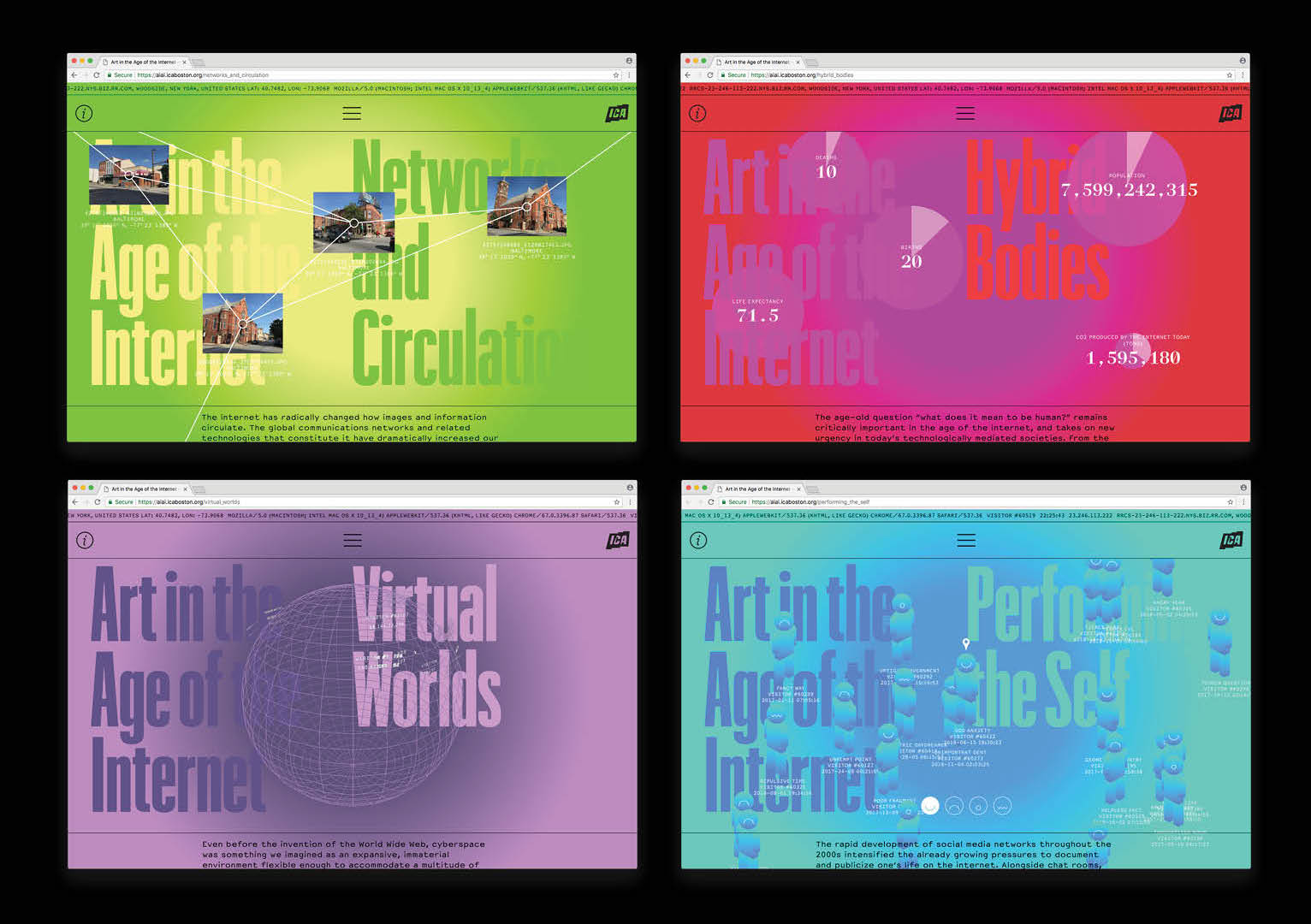 ICA Boston: Art in the Age of the Internet